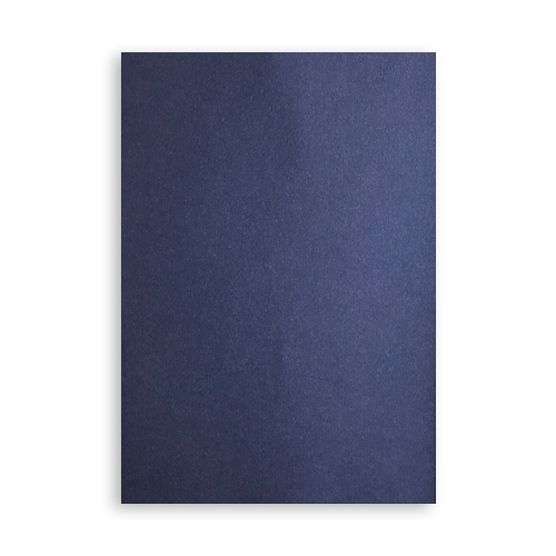 A4 NAVY BLUE IRIDESCENT CARD 250gsm (10 Sheets)
