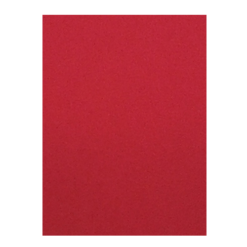 A4 Red Mirror Card