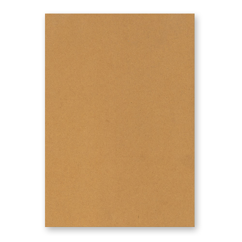 A4 CLEAN KRAFT RECYCLED CARD 350GSM