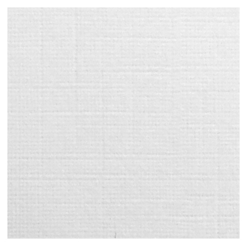 300mm SQUARE DIAMOND WHITE FINE LINEN EFFECT CARD (250gsm)
