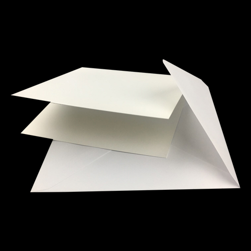 140mm Square Card Blanks and Envelopes