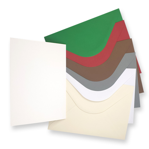 A5 CARD & ENVELOPES MULTI PACK OFFER (PACK OF 60)