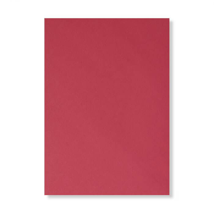 SRA4 BRIGHT RED CARD 300GSM