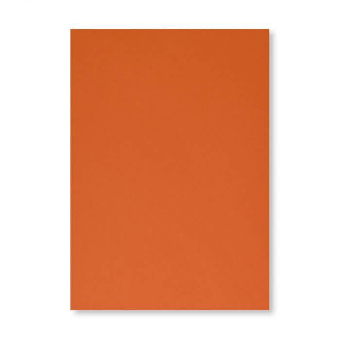 A4 ORANGE CARD 300GSM