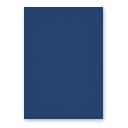 A4 Cobalt  Blue Card