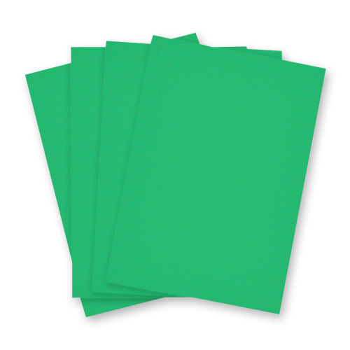A4 EMERALD GREEN CARD 240GSM