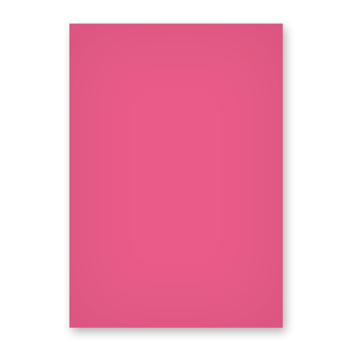 A3 FUCHSIA PINK CARD (Pack of 10 Sheets)