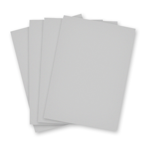 A3 GREY CARD (Pack of 10 Sheets)