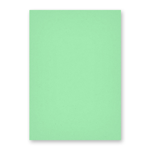 A4 Jade Green Card
