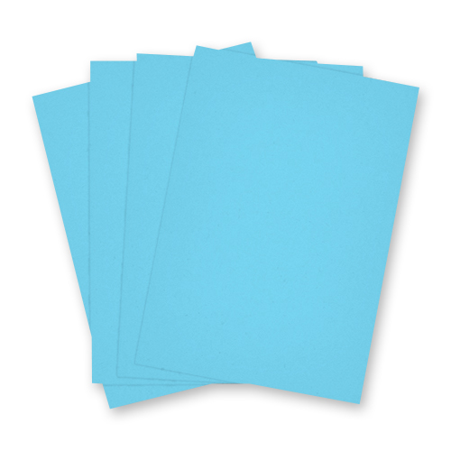A3 PASTEL BLUE CARD (Pack of 10 Sheets)