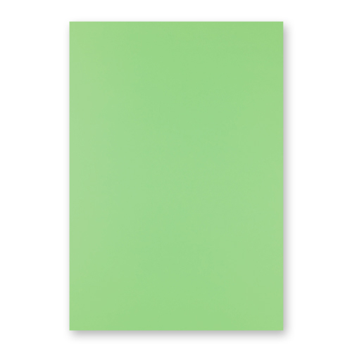 A4 Pistachio Green Card