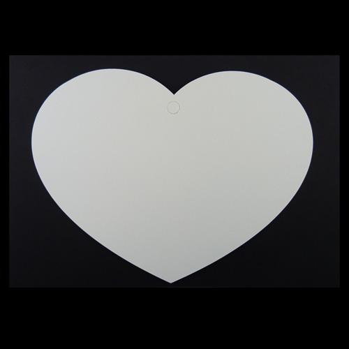 DIE CUT LARGE LOVE HEART
