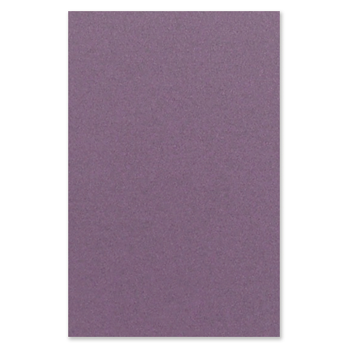 A4 PEARLESCENT DEEP PURPLE CARD