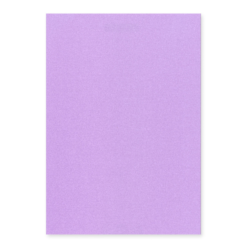 A4 PEARLESCENT LIGHT PURPLE PAPER (Pack of 10 Sheets)