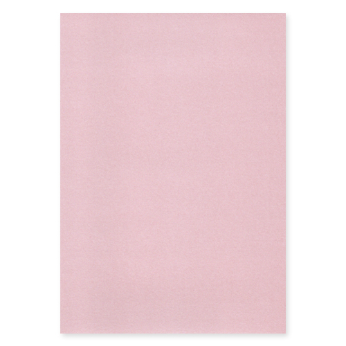 A4 PEARLESCENT BABY PINK CARD (Pack of 10 Sheets)