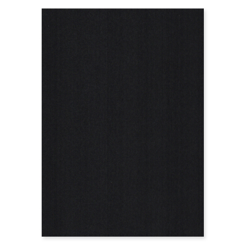 A4 PEARLESCENT BLACK CARD (Pack of 10 Sheets)