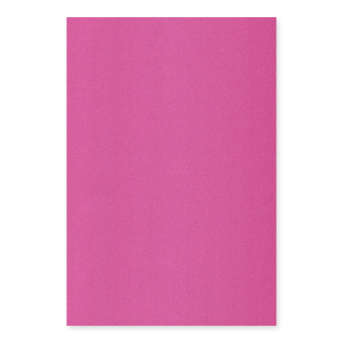A4 PEARLESCENT FUCHSIA PAPER (Pack of 10 Sheets)