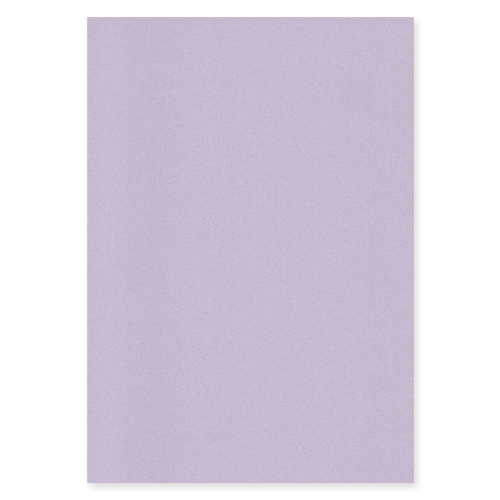 A4 PEARLESCENT LAVENDER CARD (Pack of 10 Sheets)