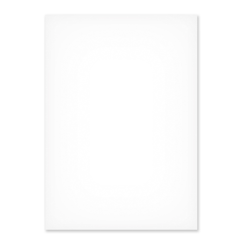 A3 RED MIRROR CARD (PACK OF 5 SHEETS)