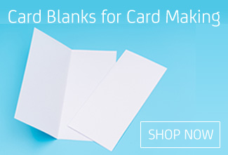 Single Fold Card Blanks
